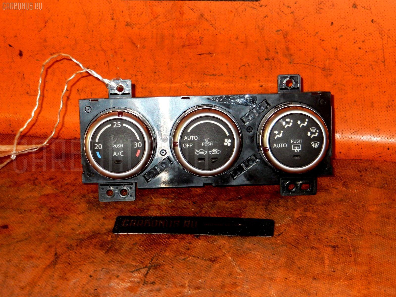 Блок управления климатконтроля SUZUKI SX-4 YA11S M15A Фото 1