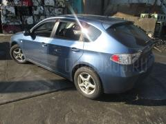 Накладка на порог салона Subaru Impreza wagon GH3 Фото 5