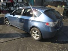 Заливная горловина топливного бака Subaru Impreza wagon GH3 EL15 Фото 4