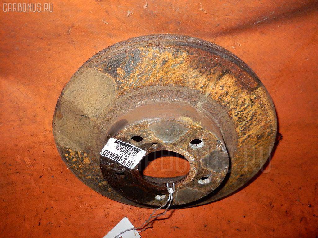 Тормозной диск SUBARU IMPREZA WAGON GH3 EL15 Фото 1