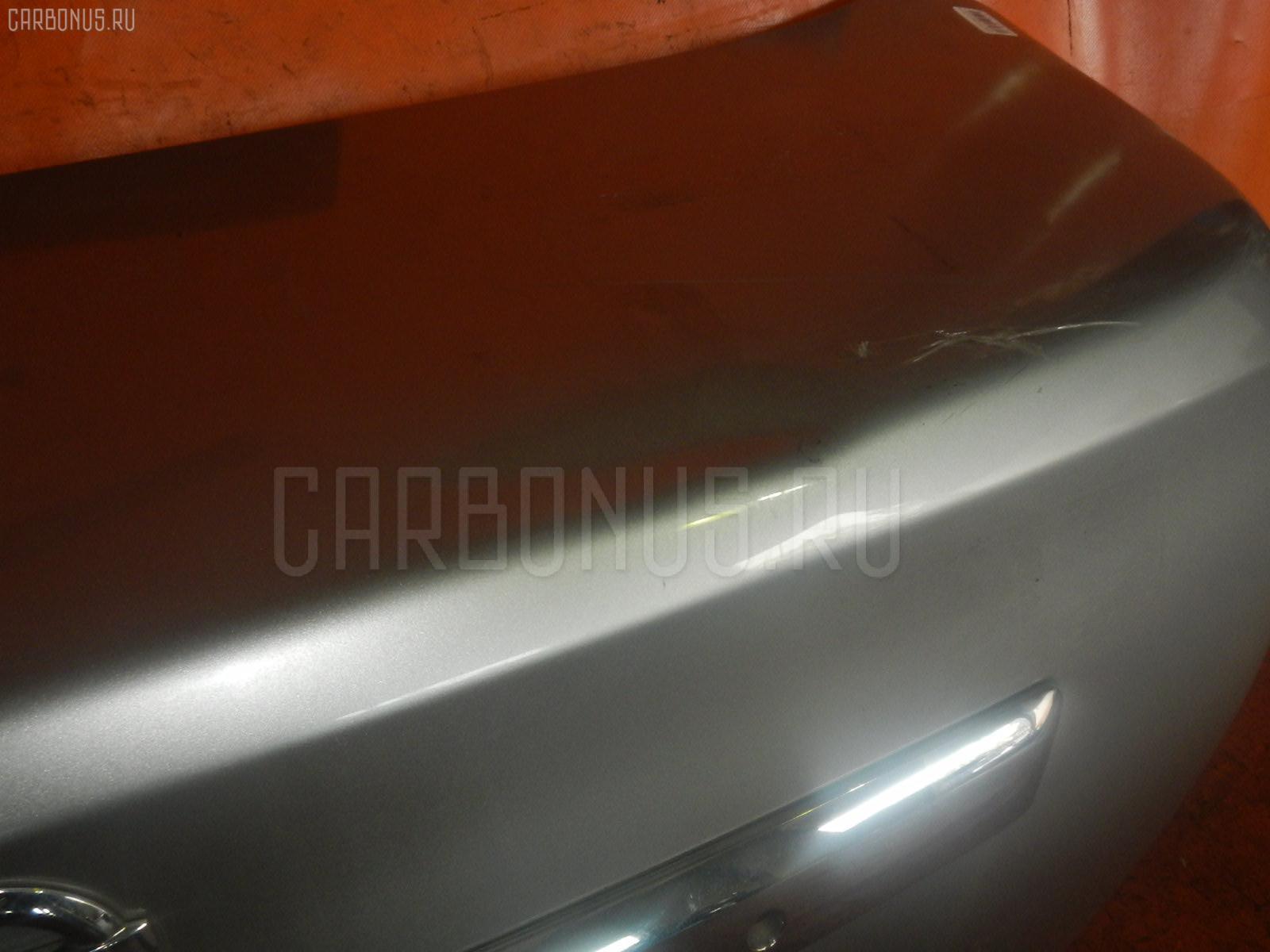 Крышка багажника NISSAN TIIDA LATIO SC11 Фото 1