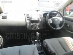 Лючок на Nissan Tiida Latio SC11 Фото 7
