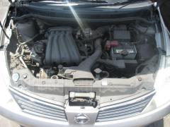 Лючок на Nissan Tiida Latio SC11 Фото 8