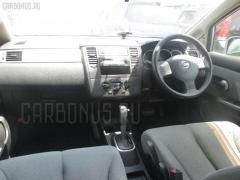Тросик капота Nissan Tiida latio SC11 Фото 6