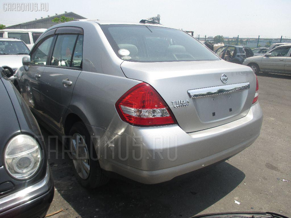 Блок ABS NISSAN TIIDA LATIO SC11 HR15DE Фото 4