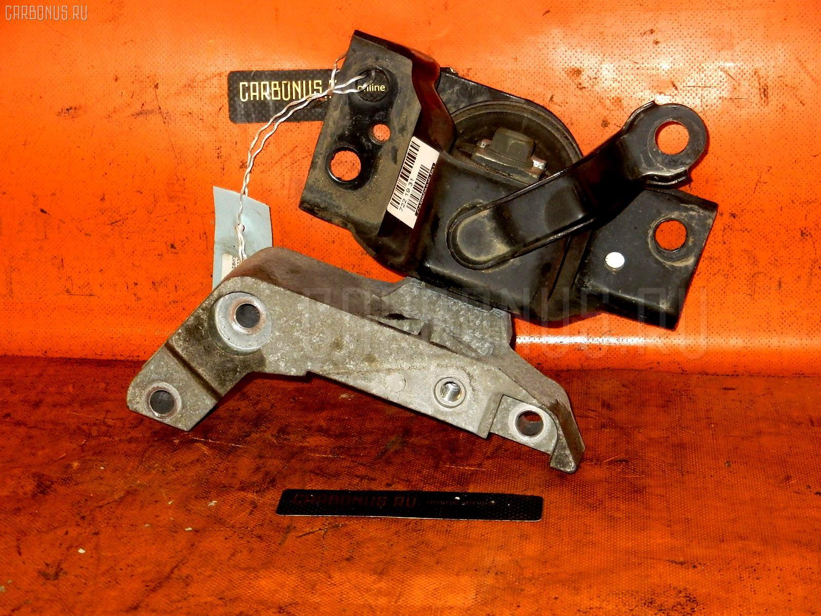 Подушка двигателя NISSAN TIIDA LATIO SC11 HR15DE. Фото 1