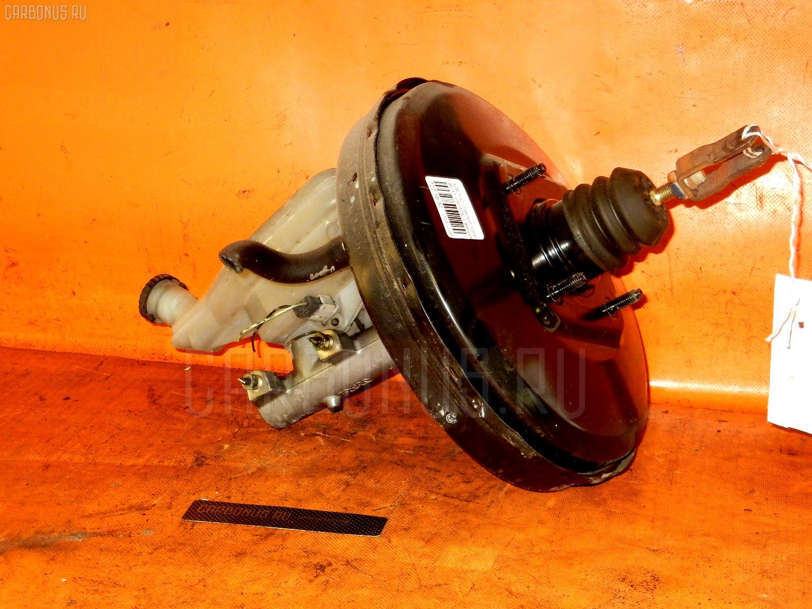 Главный тормозной цилиндр NISSAN TIIDA LATIO SC11 HR15DE. Фото 4