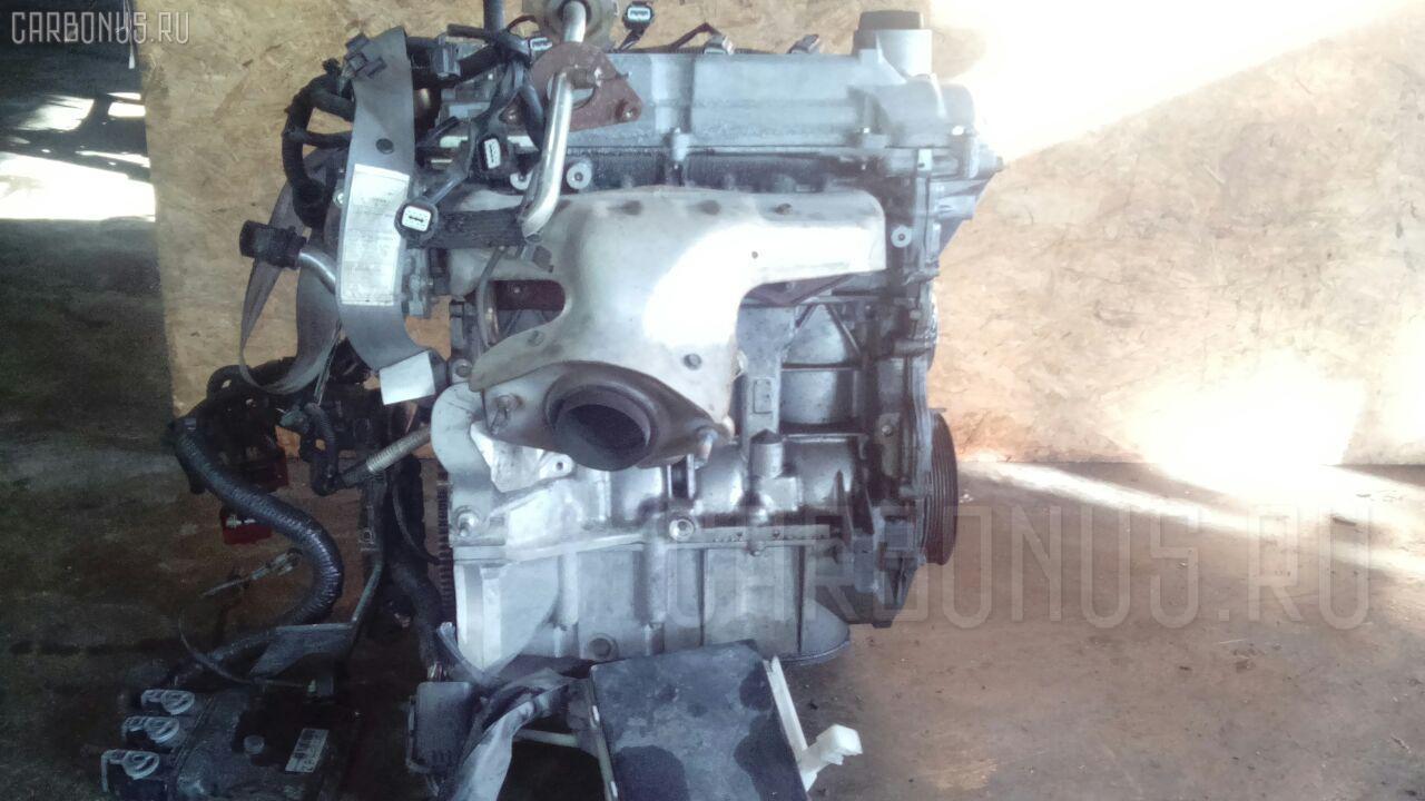 Двигатель NISSAN TIIDA LATIO SC11 HR15DE. Фото 6