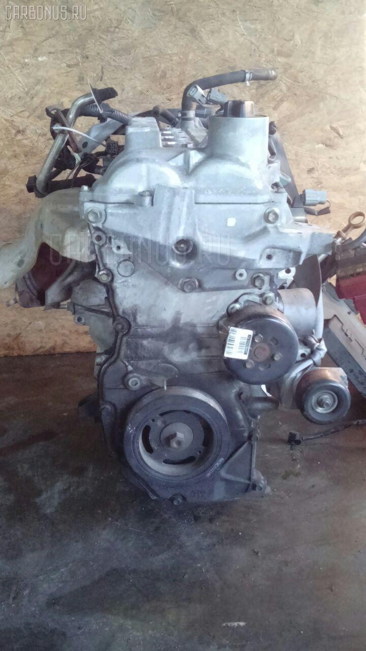 Двигатель NISSAN TIIDA LATIO SC11 HR15DE. Фото 2