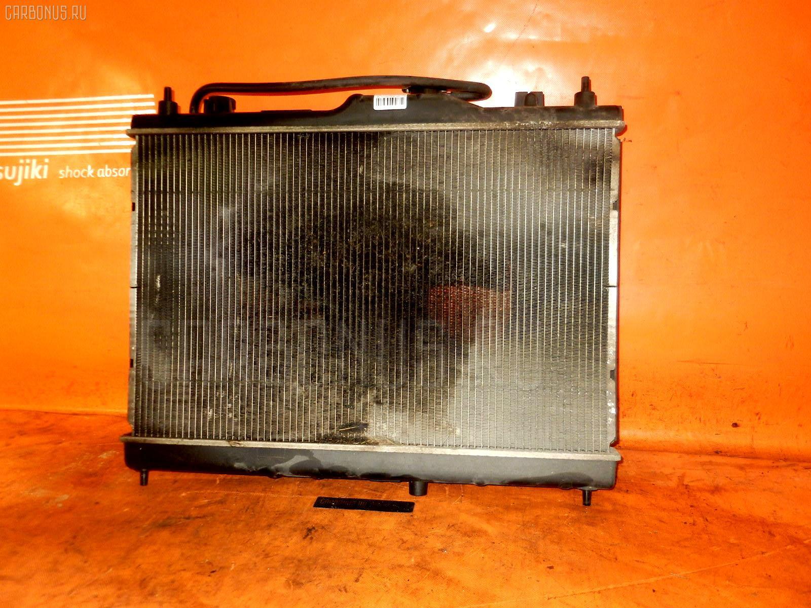 Радиатор ДВС Nissan Tiida latio SC11 HR15DE Фото 1