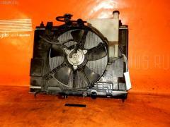 Радиатор ДВС Nissan Tiida latio SC11 HR15DE Фото 2