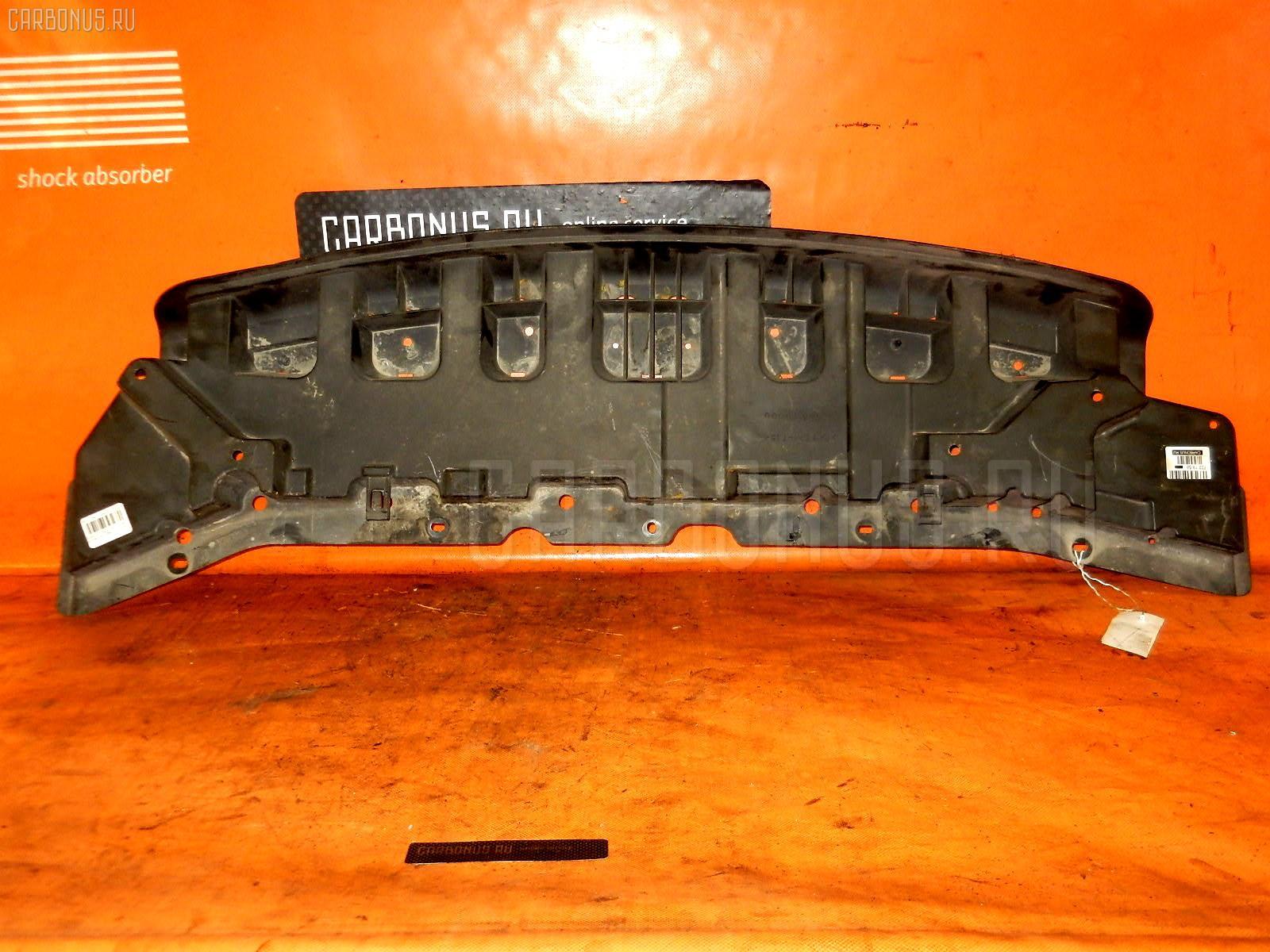 Защита двигателя NISSAN TIIDA LATIO SC11 HR15DE. Фото 4