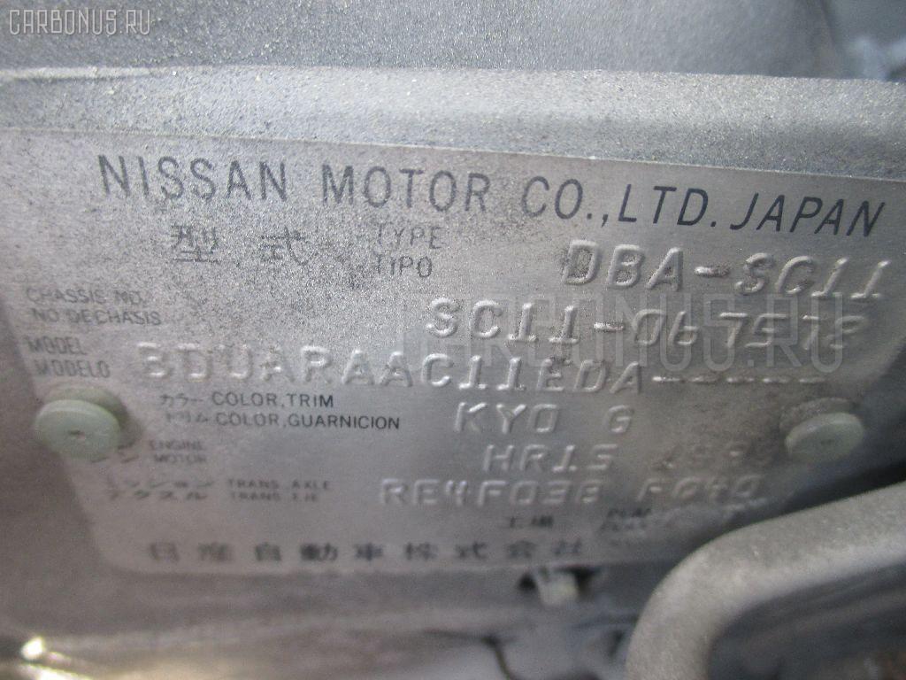 Переключатель поворотов NISSAN TIIDA LATIO SC11 Фото 2