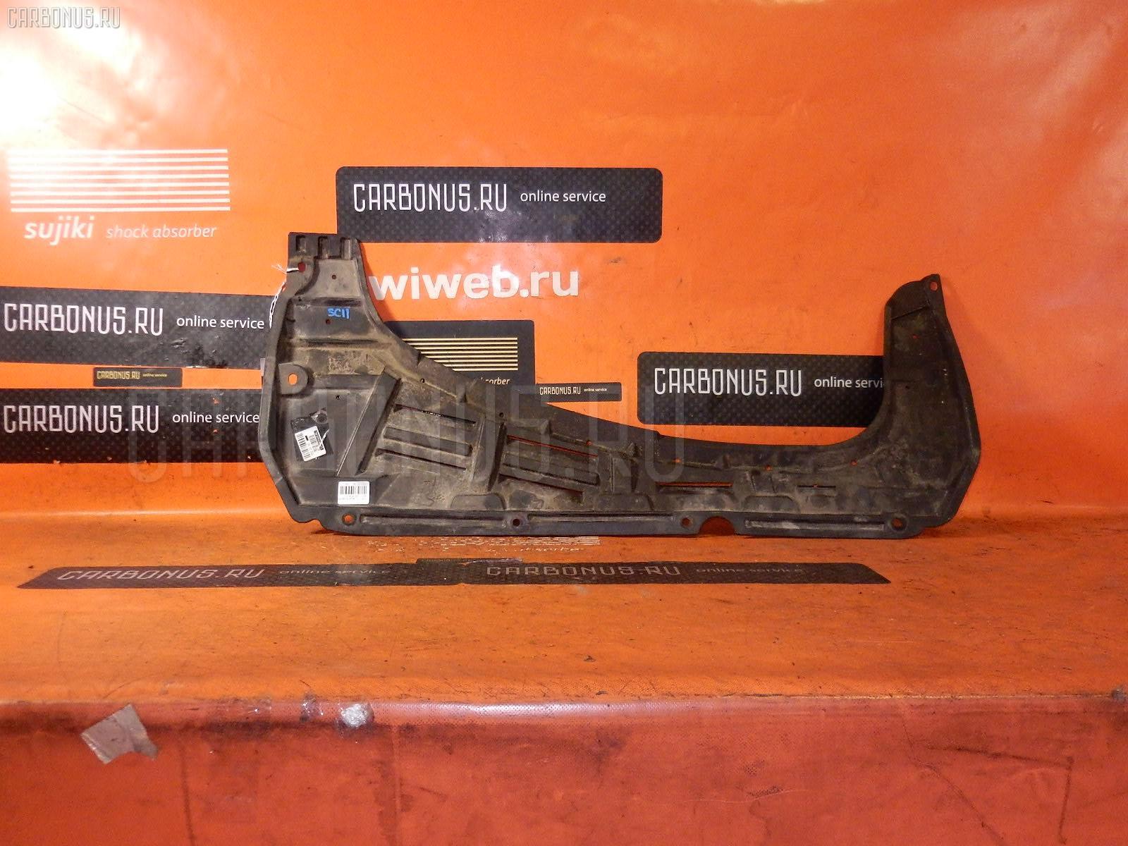 Защита двигателя NISSAN TIIDA LATIO SC11 HR15DE. Фото 5