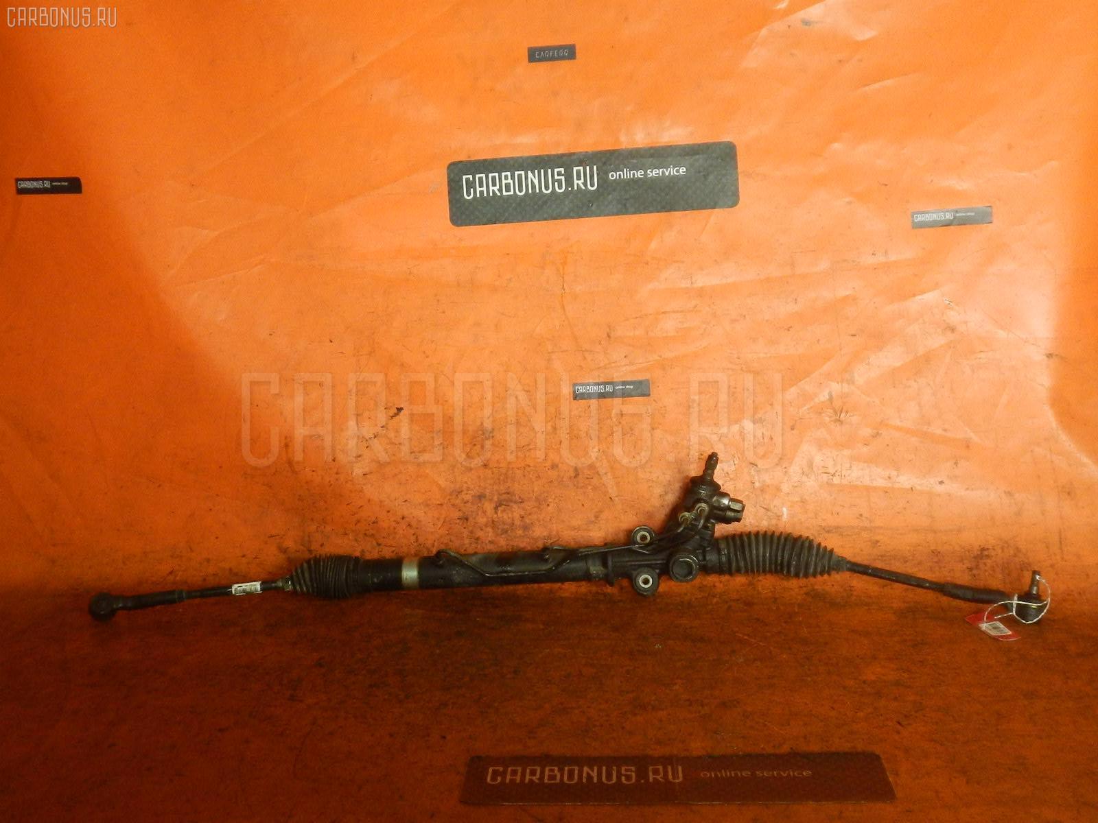 Рулевая рейка TOYOTA GX100 1G-FE. Фото 7