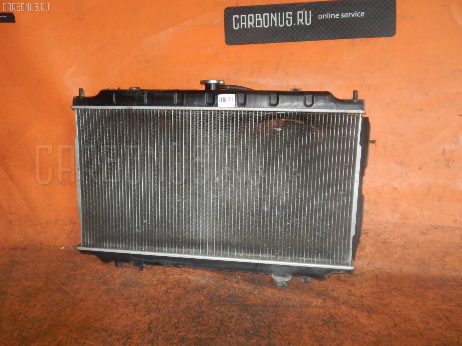 Радиатор ДВС NISSAN PRIMERA HP11 SR20DE. Фото 9