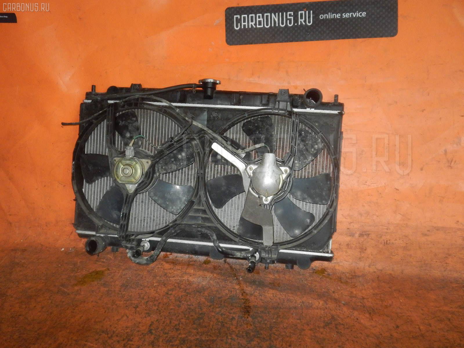 Радиатор ДВС NISSAN PRIMERA HP11 SR20DE. Фото 10