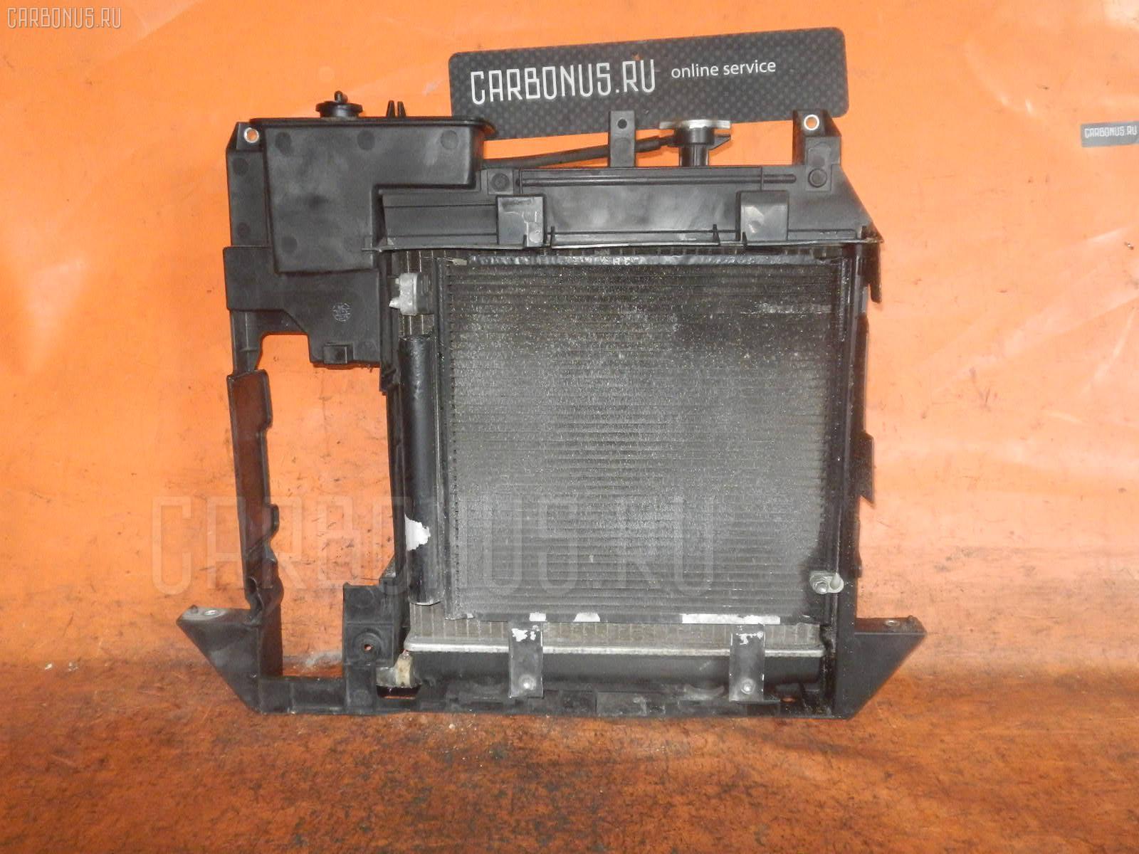 Радиатор ДВС DAIHATSU HIJET S320V EF-SE Фото 1