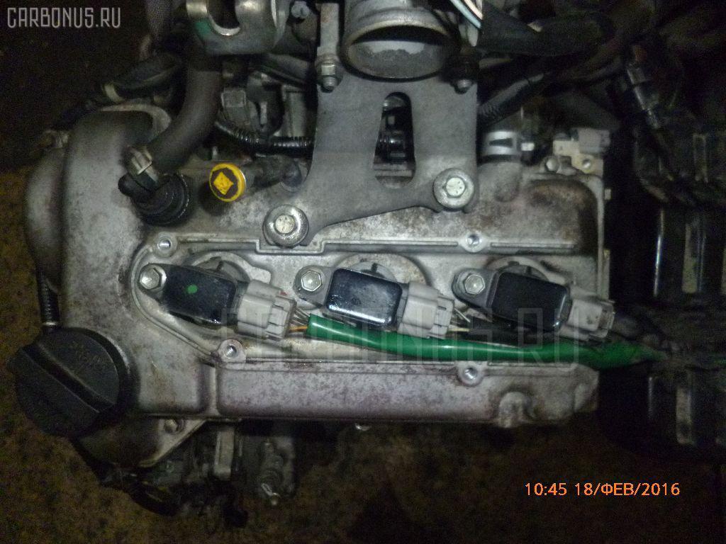 Двигатель SUZUKI WAGON R MH22S K6A Фото 6