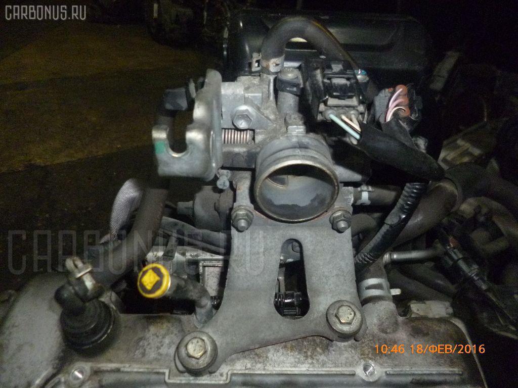 Двигатель SUZUKI WAGON R MH22S K6A Фото 5