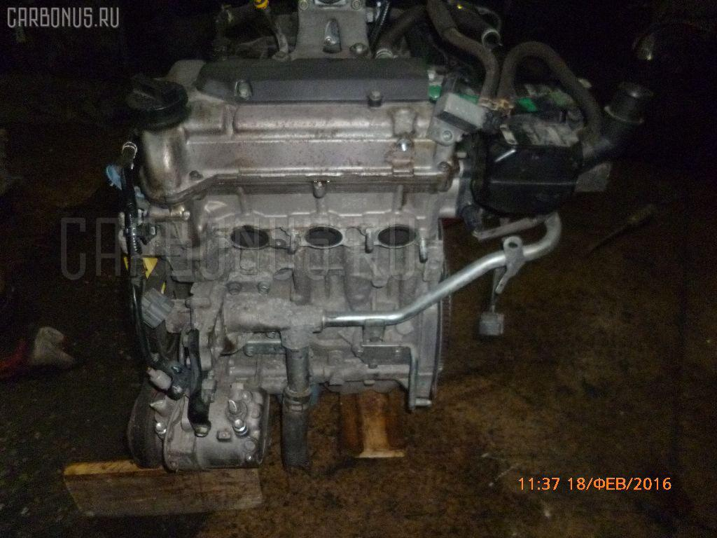 Двигатель SUZUKI WAGON R MH22S K6A Фото 13