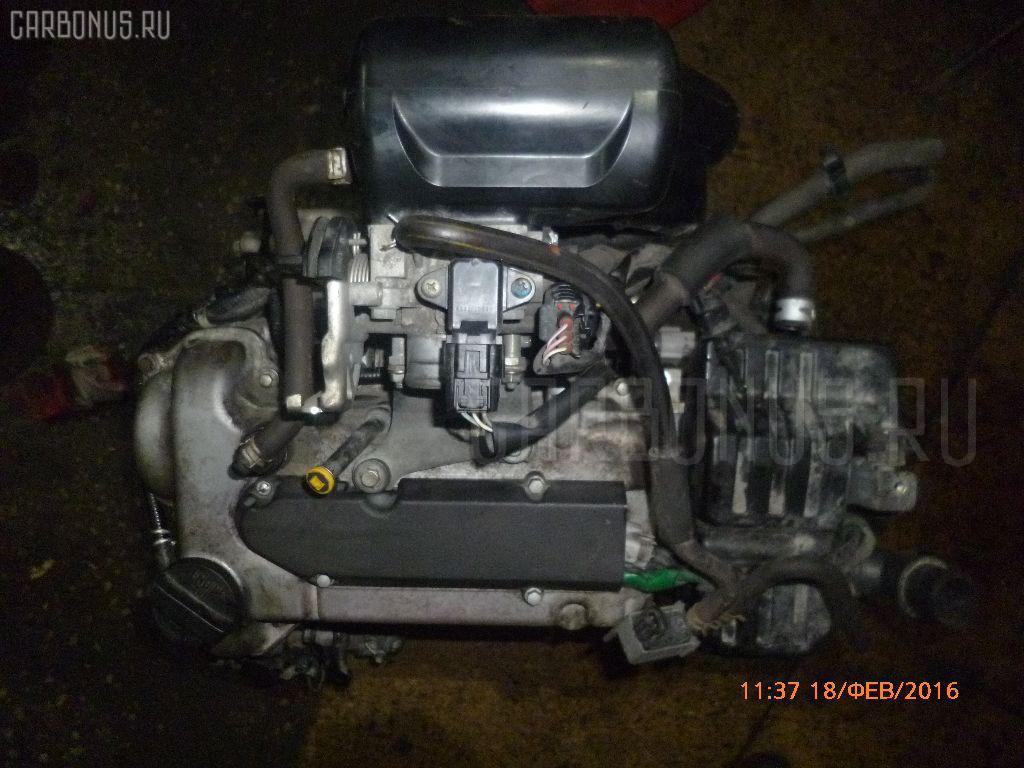 Двигатель SUZUKI WAGON R MH22S K6A Фото 12