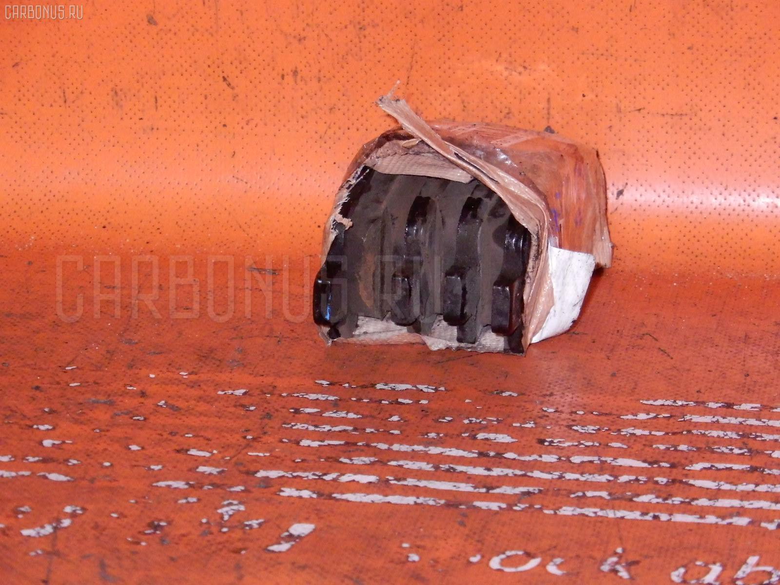 Тормозные колодки SUBARU LEGACY B4 BE5 EJ20TT Фото 1