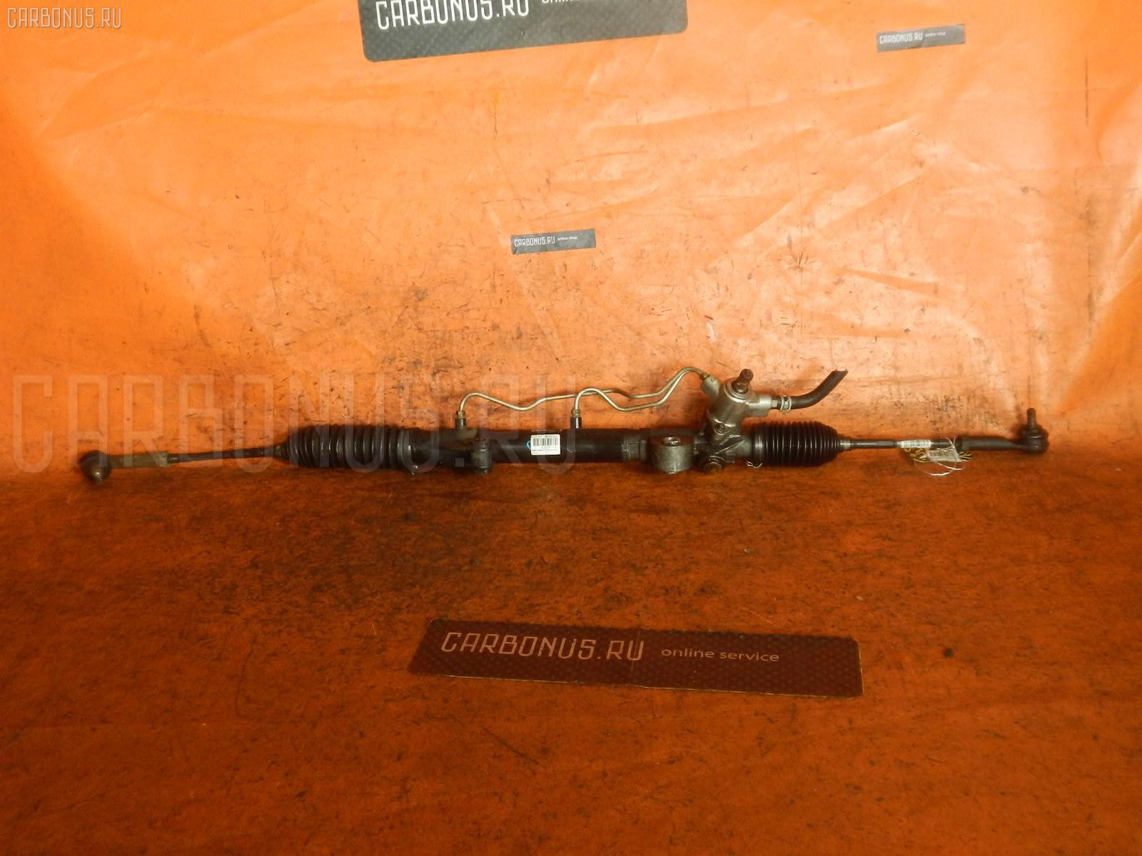 Рулевая рейка NISSAN PRIMERA QP12 QG18DE. Фото 7