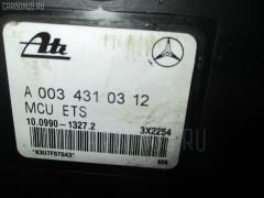 Блок ABS Mercedes-benz C-class W202.020 111.945 Фото 1