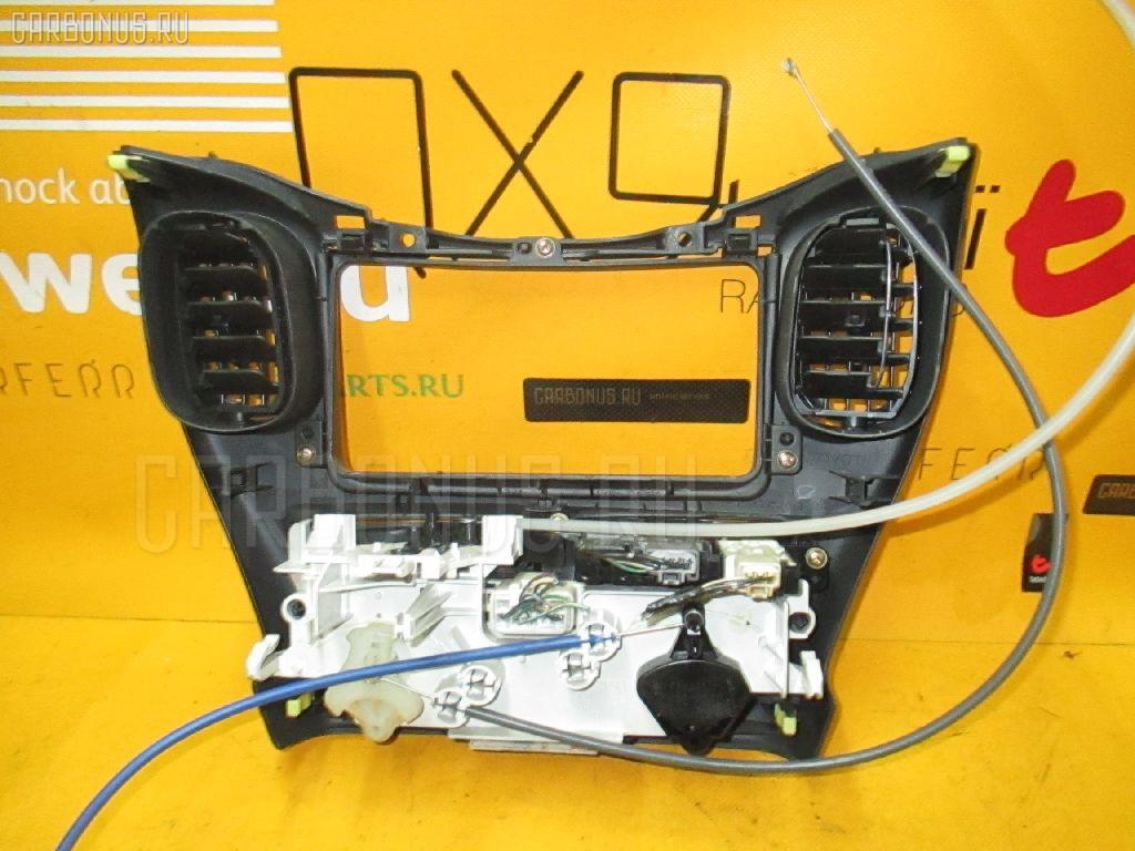Блок управления климатконтроля TOYOTA FUNCARGO NCP20 2NZ-FE. Фото 8