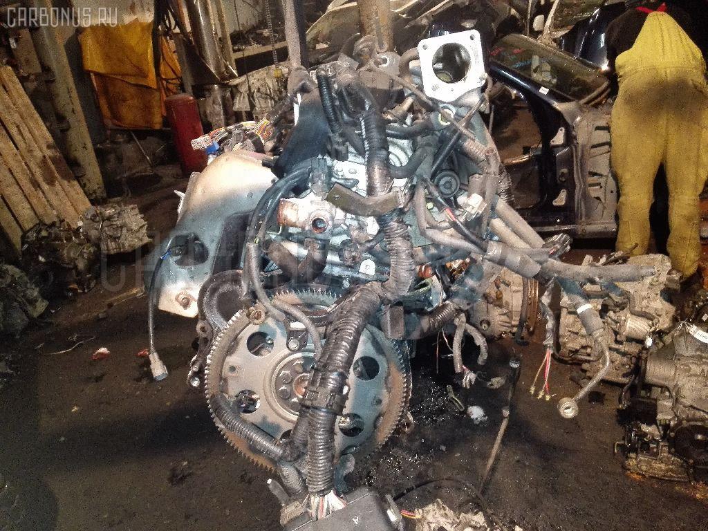 Двигатель TOYOTA CALDINA ST195G 3S-FE. Фото 6