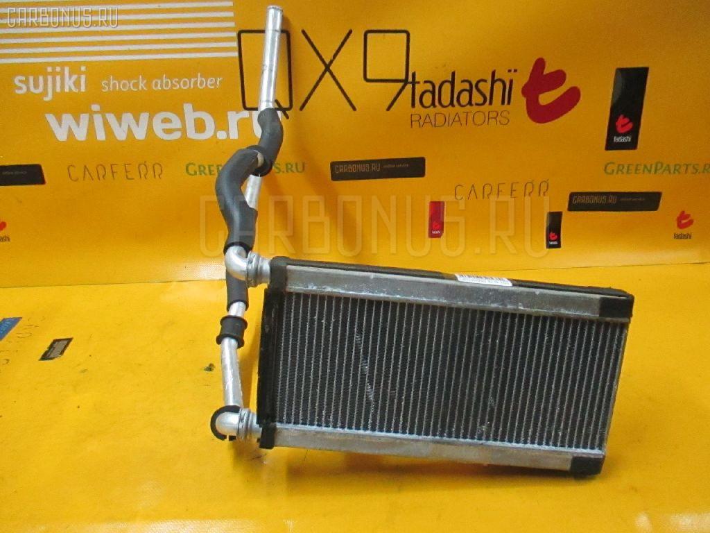 Радиатор печки TOYOTA ALTEZZA GXE10 1G-FE. Фото 6