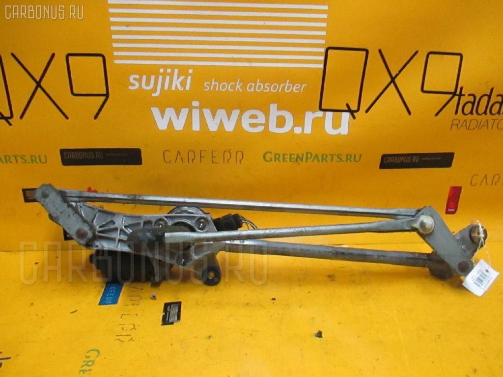 Мотор привода дворников TOYOTA MARK II JZX115. Фото 2