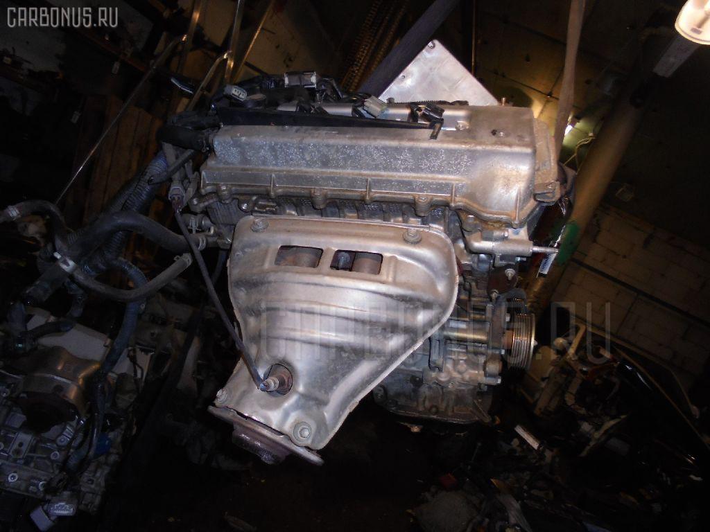 Двигатель TOYOTA WISH ZNE10G 1ZZ-FE. Фото 11