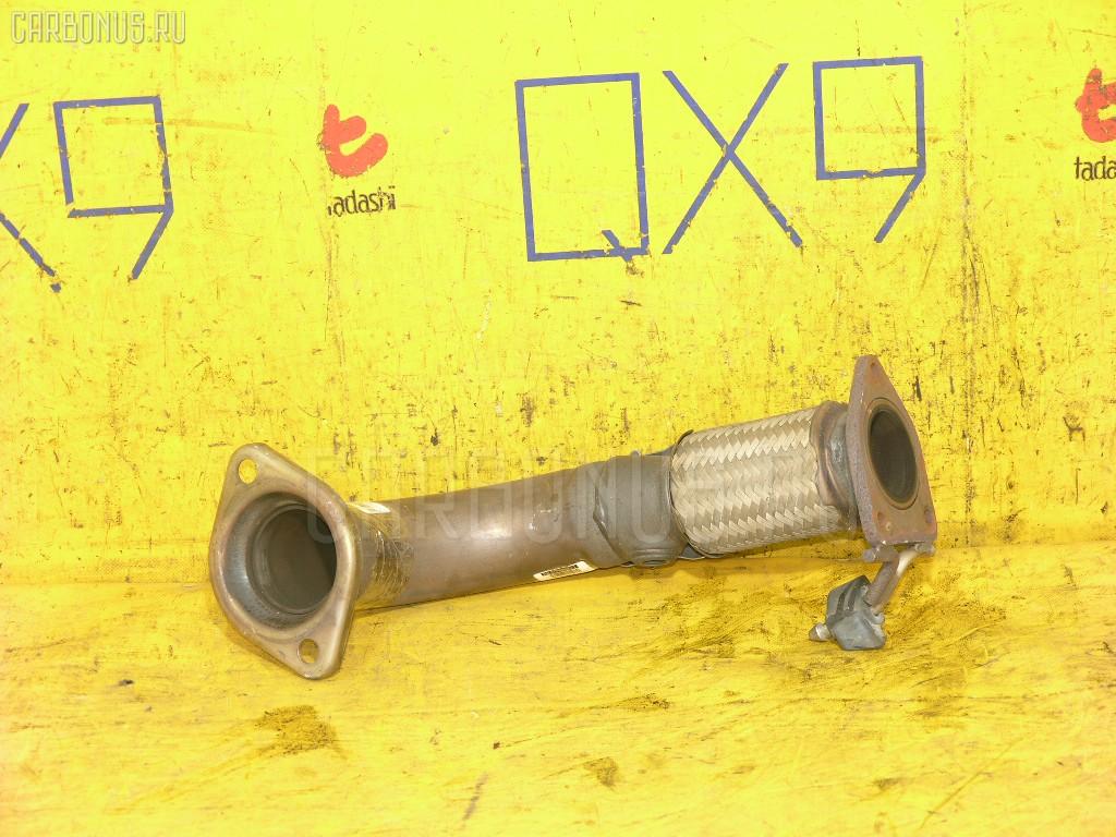 Глушитель HONDA ACCORD CL9 K24A. Фото 5