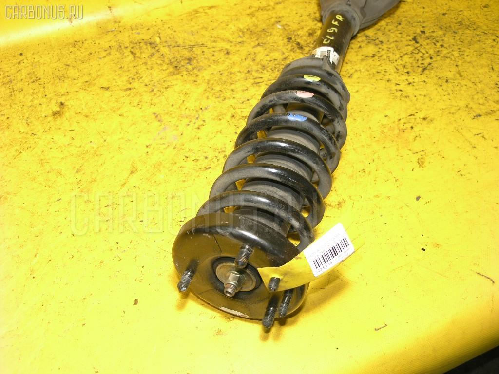 Стойка амортизатора HONDA ACCORD CL9 K24A. Фото 5