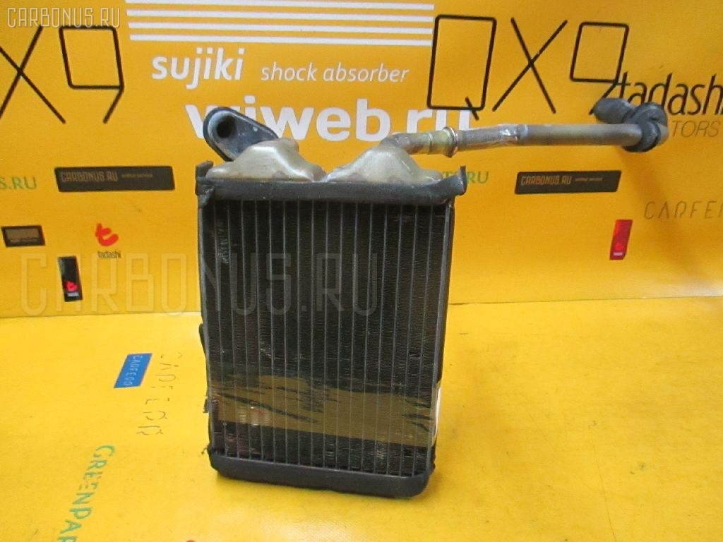Радиатор печки TOYOTA CRESTA GX90 1G-FE. Фото 6