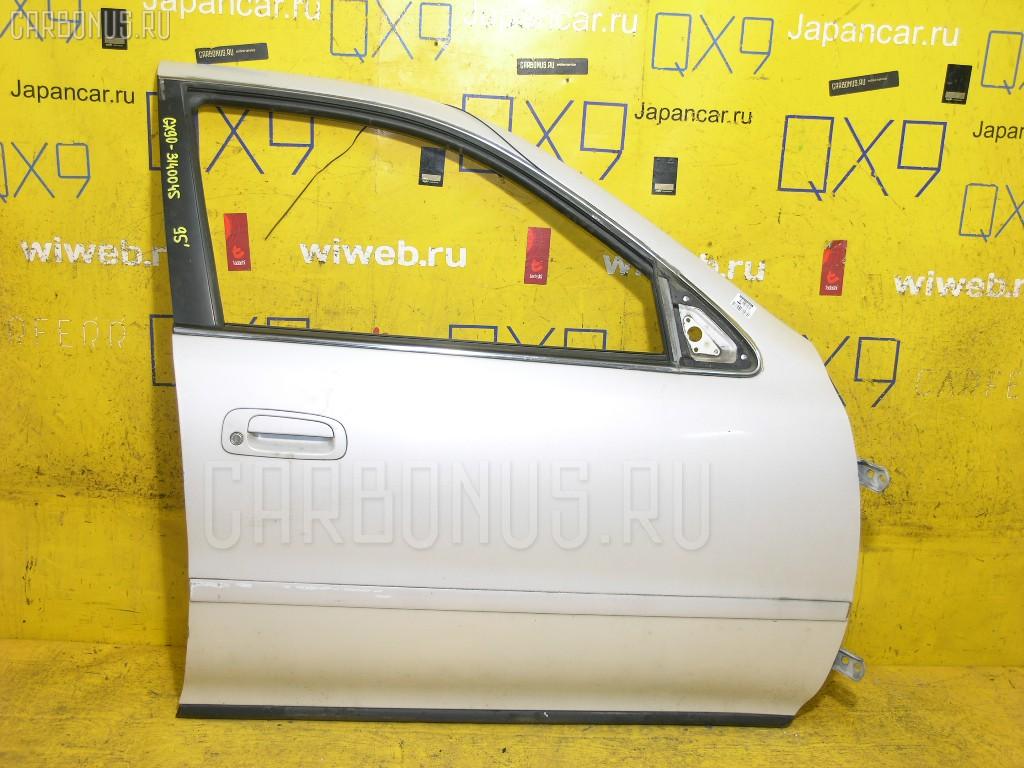Дверь боковая TOYOTA CRESTA GX90. Фото 5