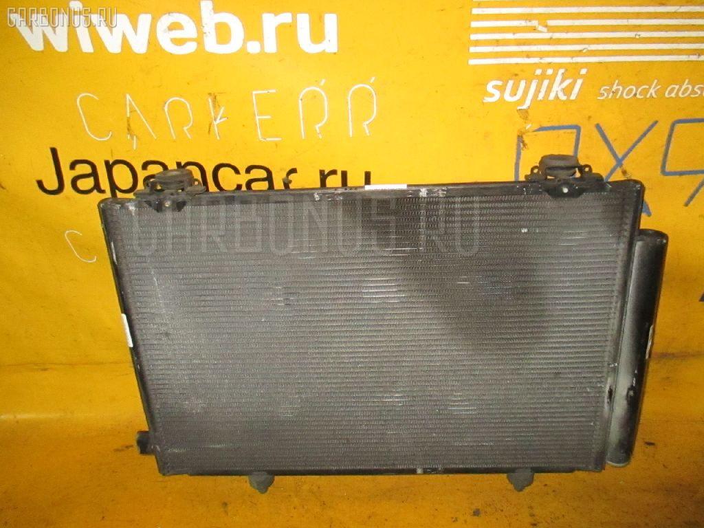 Радиатор кондиционера TOYOTA PROBOX NCP50V 2NZ-FE. Фото 5