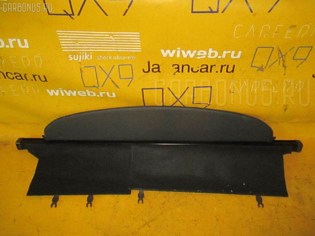 Шторка багажника TOYOTA COROLLA FIELDER NZE121G. Фото 10