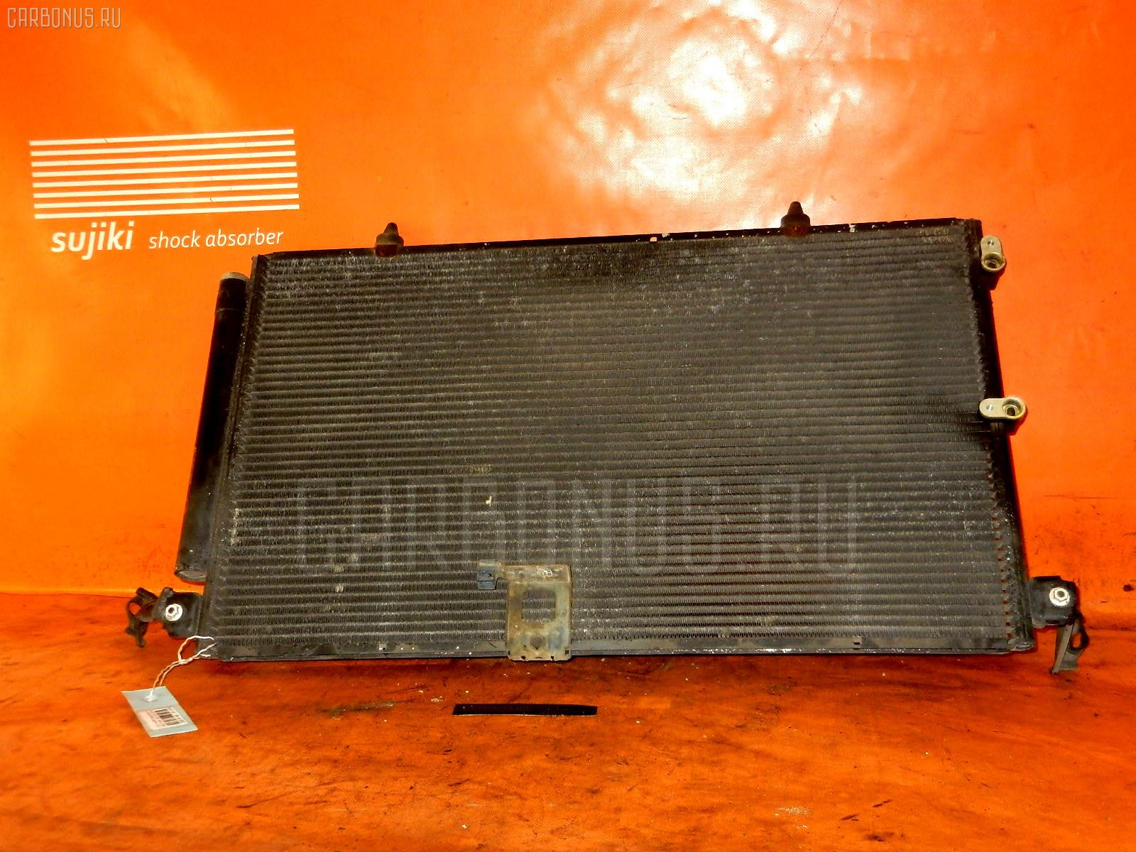 Радиатор кондиционера TOYOTA HARRIER SXU10W 5S-FE. Фото 11