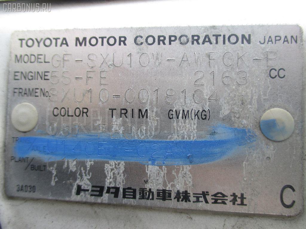 Ступица TOYOTA HARRIER SXU10W 5S-FE Фото 3