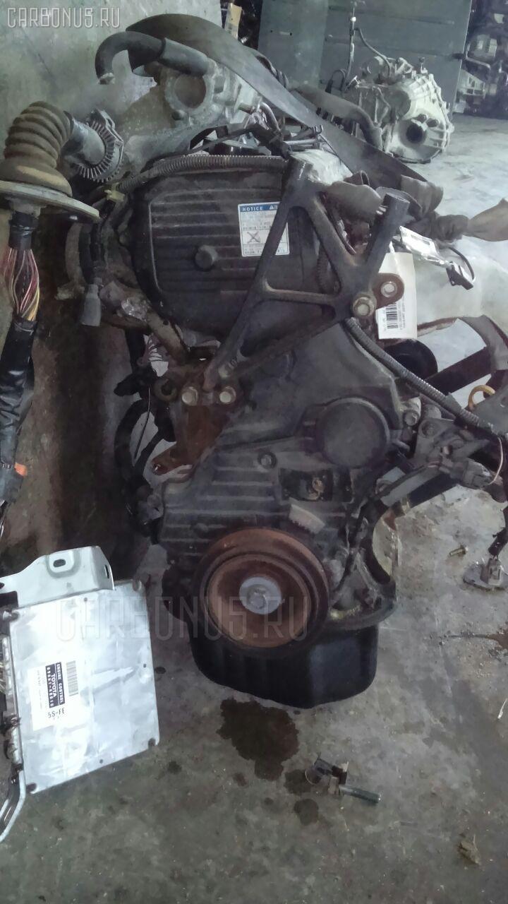 Двигатель TOYOTA HARRIER SXU10W 5S-FE Фото 4