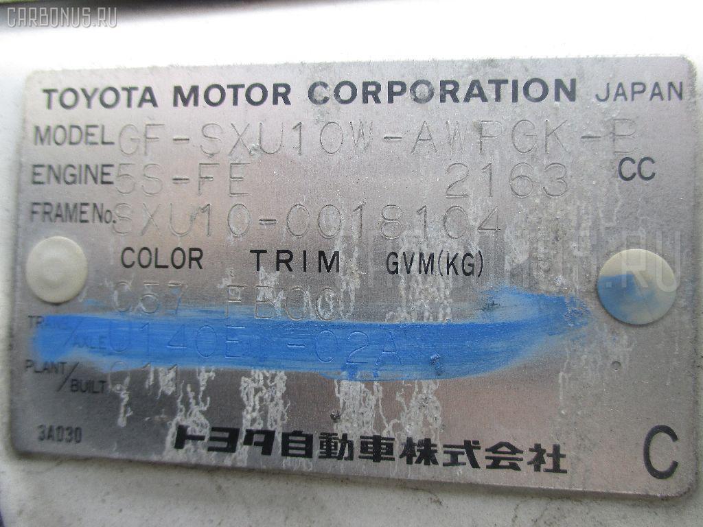 Ручка КПП TOYOTA HARRIER SXU10W Фото 2