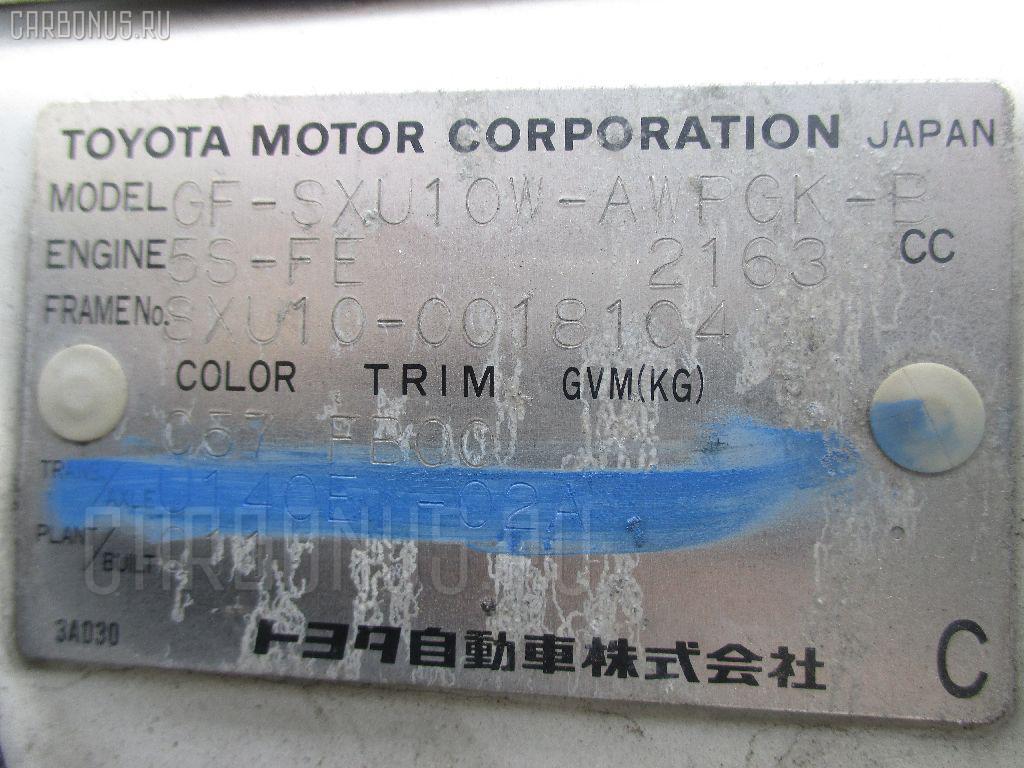 Автомагнитофон TOYOTA HARRIER SXU10W Фото 2