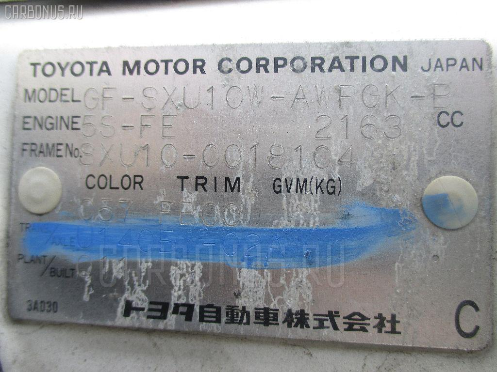 Кожух рулевой колонки TOYOTA HARRIER SXU10W Фото 3