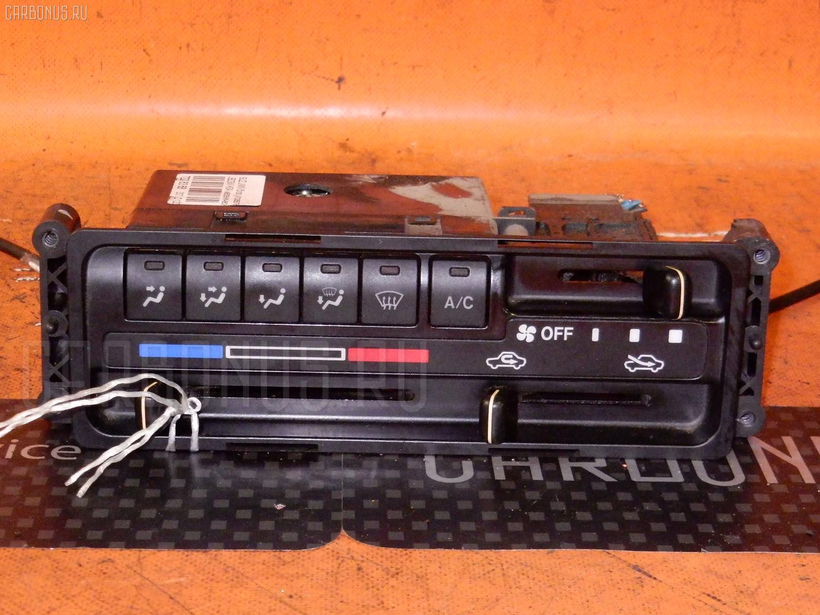 Блок управления климатконтроля на Suzuki Jimny JB23W K6A Фото 1