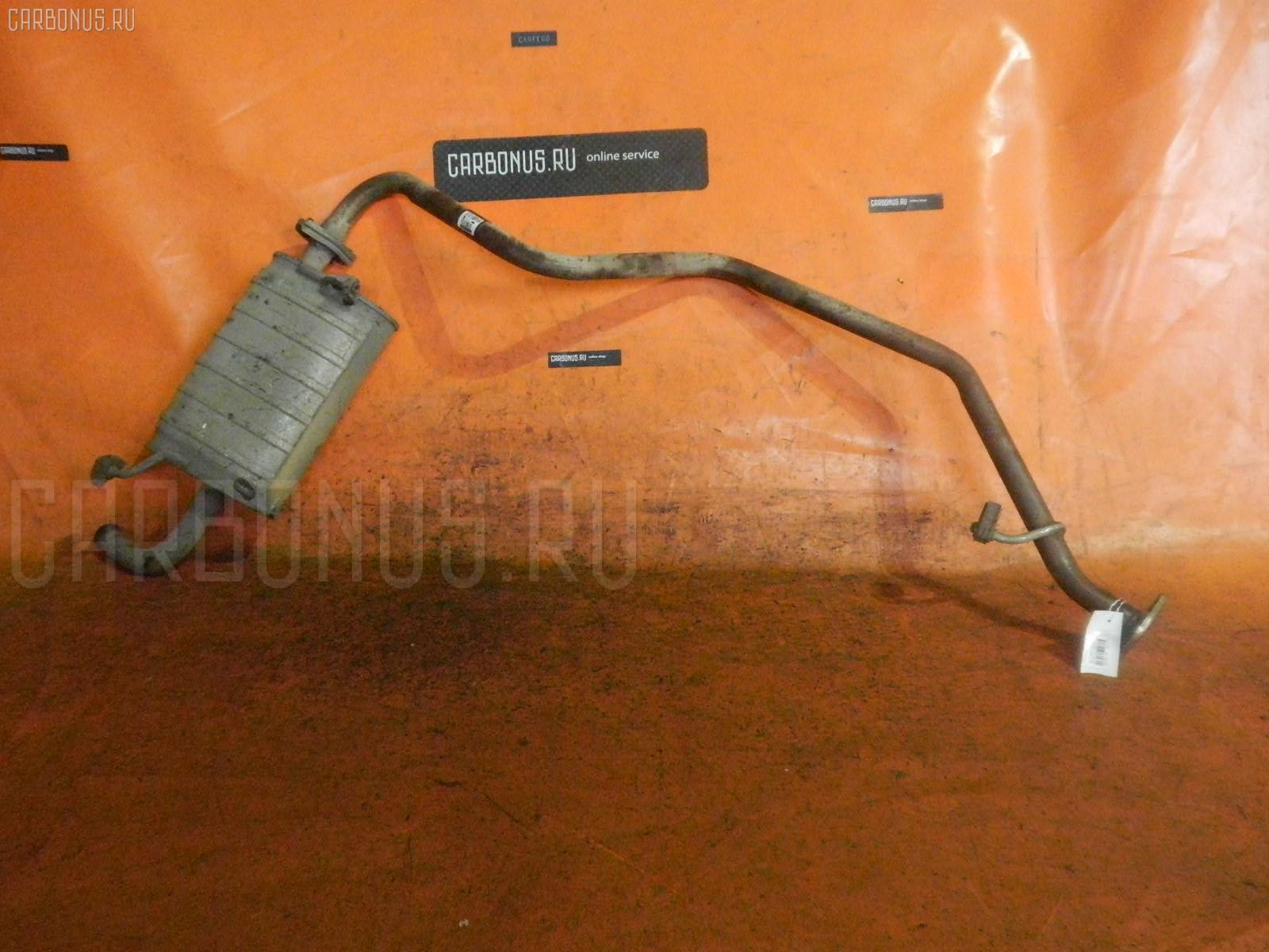 Глушитель Suzuki Jimny JB23W K6A Фото 1