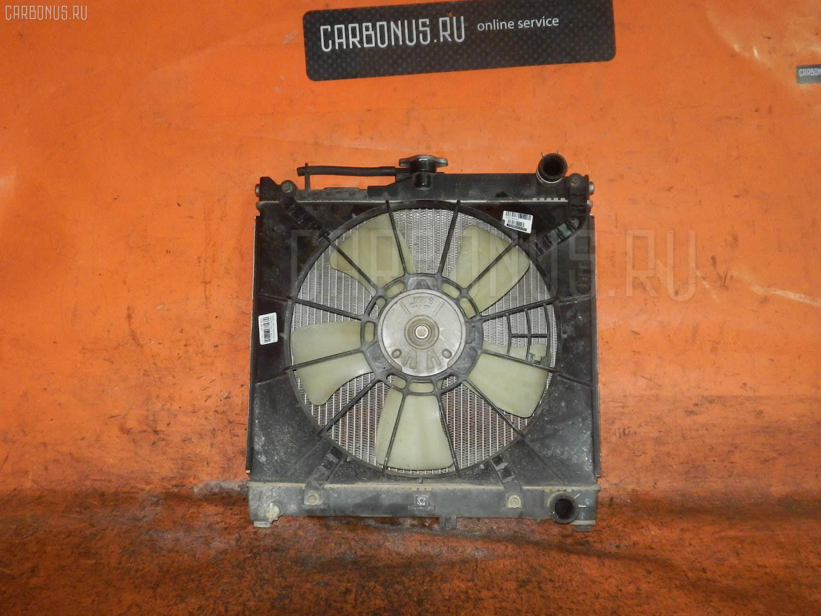 Радиатор ДВС SUZUKI JIMNY JB23W K6A-T Фото 1