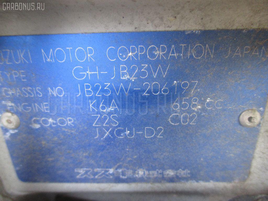 Радиатор ДВС SUZUKI JIMNY JB23W K6A-T Фото 3